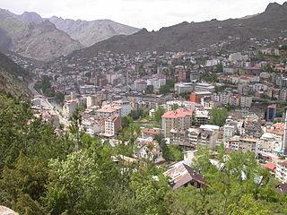 Gümüşhane Municipality in Turkey