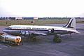 G-ARWI C-54B Lloyd Intl LGW 14MAY66 (5561797349).jpg