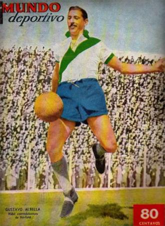 Gustavo Albella - Albella in 1951