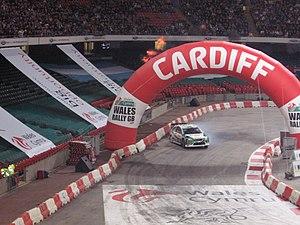 GB Rally December 2006
