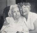 Gabriele Münter und Nell Walden, 1958.png