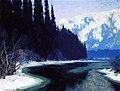 Gagnon - a-silent-stream-of-the-north-1921.jpg