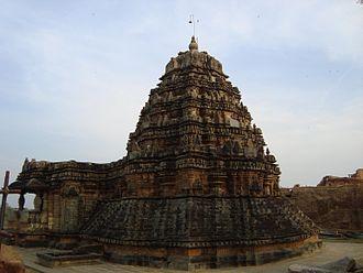 Galaganatha - Galageshwar Temple at Galaganath