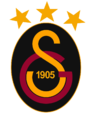 Galatasaray logo (three gold stars).png