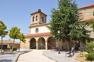Gallegos de Solmirón Municipality in Castile and León, Spain