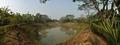 Garden Pond - Prayas Green World Resort - Sargachi - Murshidabad 2014-11-29 0180--0185.TIF