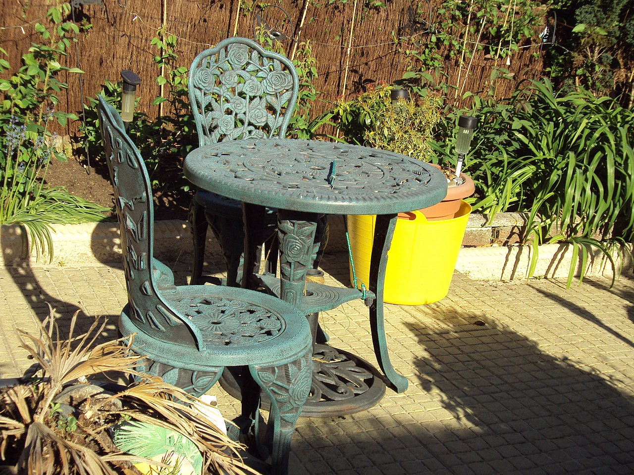 Plastic Outdoor Furniture Target
