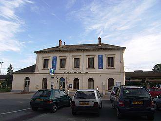 Arpajon - Arpajon railway station.