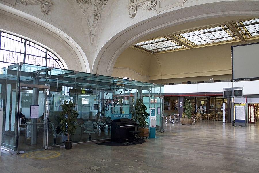 Gare de Limoges-Bénédictins