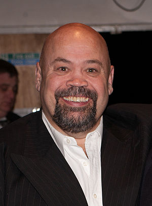 Gareth Chilcott - Gareth Chilcott at Farnborough Rugby Club, 12 May 2012
