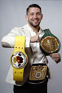 Senad Gashi German boxer