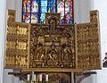 Gdańsk - Kościół Mariacki, wnętrze, główna nastawa ołtarzowa AL02.jpg