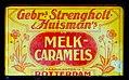 Gebroeders Strengholt- & Huismans Melk Caramels blikje, foto1.JPG