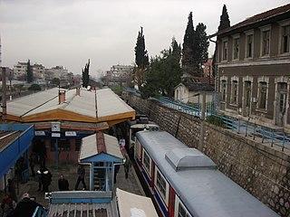Gebze railway station