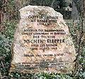 Gedenkstein Beskidenstr 59 (Nikol) Jochen Klepper.jpg
