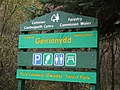 Geirionydd picnic sign - geograph.org.uk - 597949.jpg