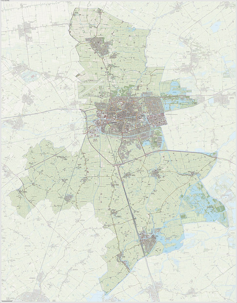 Gem-Leeuwarden-OpenTopo