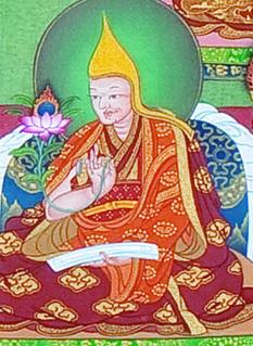 1st Dalai Lama Dalai Lama of Tibet (1391-1474)