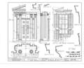 General Leavenworth House, 607 James Street, Syracuse, Onondaga County, NY HABS NY,34-SYRA,2- (sheet 5 of 9).png