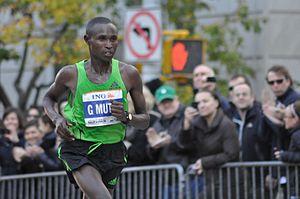 Valencia Half Marathon - Boston and New York Marathon winner Geoffrey Mutai holds the men's course record of 59:30 minutes.