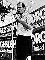 George Bush campaigns for the US Senate 1964.jpg
