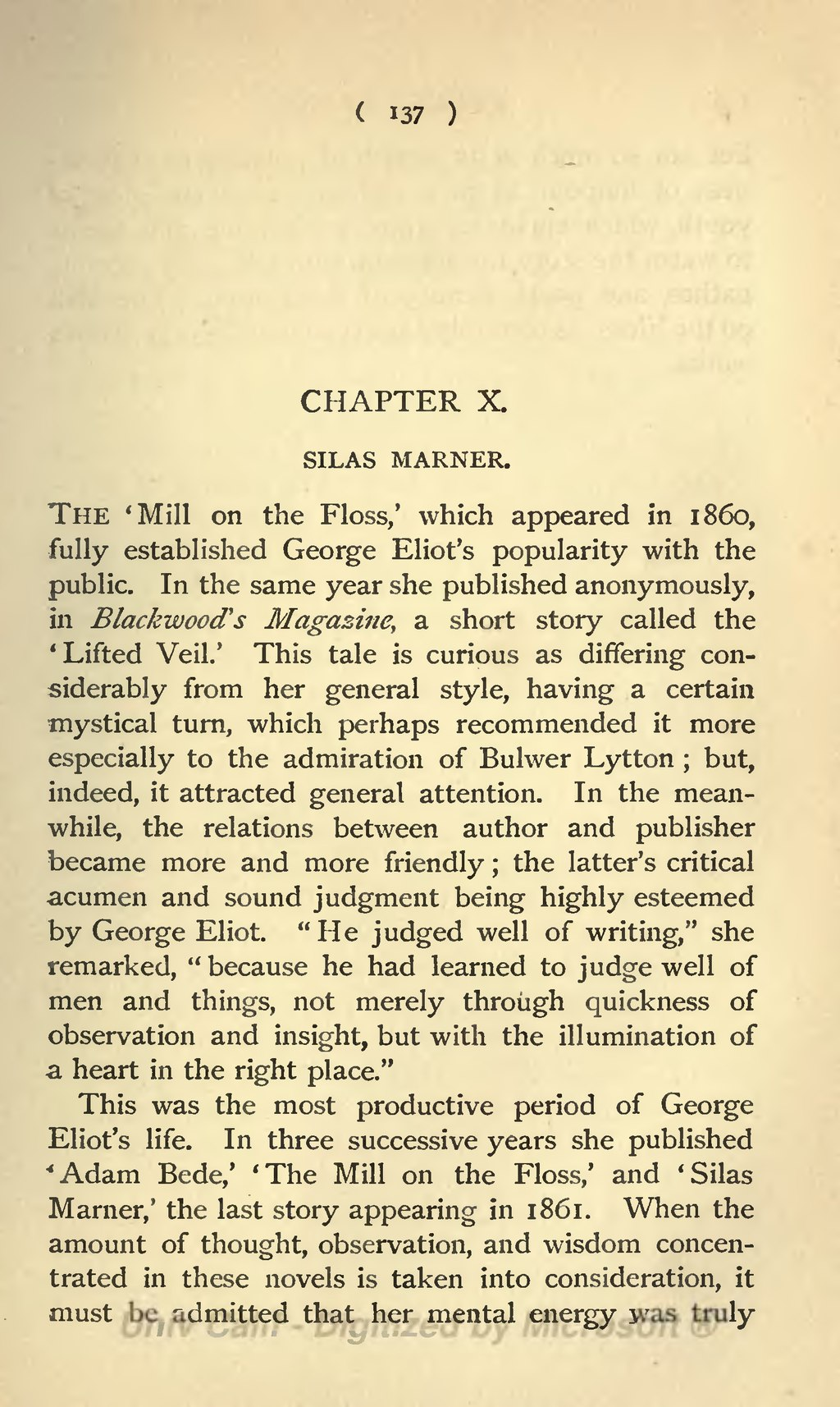 an introduction to the life and literature by george eliot adam bede the mill in the floss middlemar George eliot adam bede, the mill on the floss, middlemarch (columbia critical guides) washington dc: columbia university press isbn 0-231-12423-6 the oxford companion to english literature (1967) rebecca gould, adam bede's dutch realism and the novelist's point of view, philosophy and literature 362 (2013): 423–442.