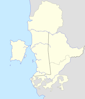 Greater Penang Conurbation is located in Greater Penang