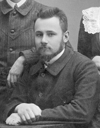 George Vernadsky - Vernandsky in 1912