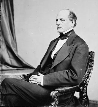 1863 Pennsylvania gubernatorial election - Image: George Washington Woodward Brady Handy
