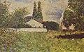 7 / Ein Haus zwischen Bäumen