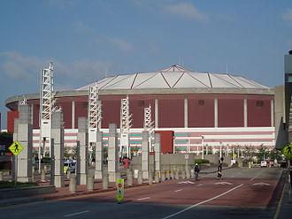 Piedmont Atlantic Megaregion - Georgia Dome
