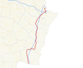 Georgia State Route 25 State highway in eastern Georgia