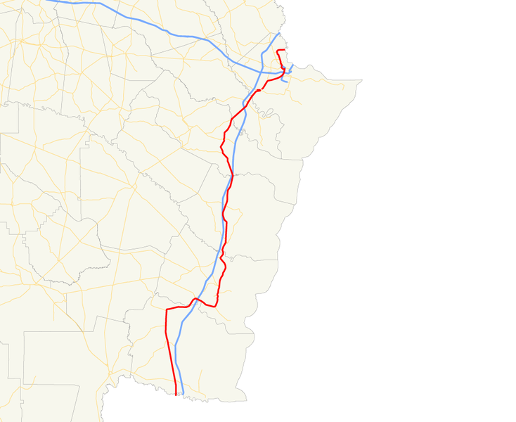 File:Georgia state route 25 map.png