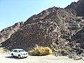 Geotimes Pillow Lavas in Wadi Jizz, Oman.jpg