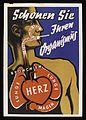 German anti-smoking campaign poster Wellcome L0038326.jpg
