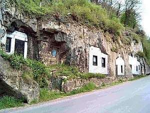 Geulhem - Cave dwellings in Geulhem
