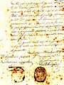 Giovanni Battista Le Donne certificazione fatti Aprile 60 osp civico.jpg