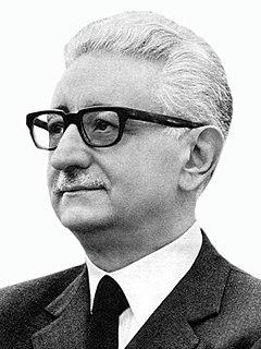 Giovanni Leone 6th President of Italy