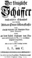 Giuseppe Bonno - Il re pastore - titlepage of the libretto - Vienna 1762.png