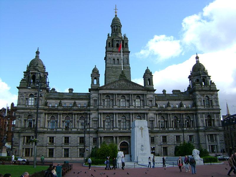 File:Glasgow City Chambers, Glasgow.jpg