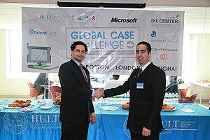 English: Global Challenge sponsors