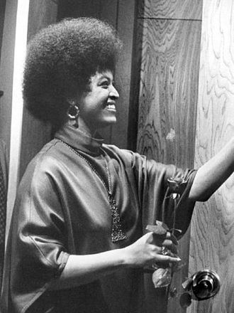 Gloria Foster - Foster in 1970