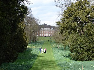 Godmersham Park - Image: Godmersham Hall geograph.org.uk 407850