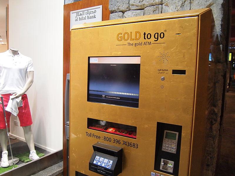 File:Gold vending machine in Dubai.JPG