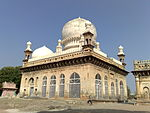 Mausaleum known as Abdul Wahab Khan's Tomb and adjoining buildings