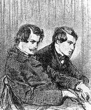 Edmond & Jules de Goncourt