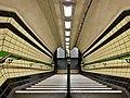 Goodge Street Stairs to Platform level 2021.jpg