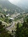Gorges de Núria - extrem de dalt P1030152.JPG
