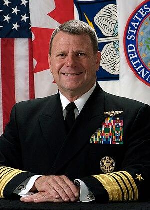 William E. Gortney - Gortney in January 2015