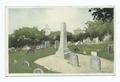 Gov. Bradford's Monument , Burial Hill Plymouth, Mass (NYPL b12647398-79385).tiff
